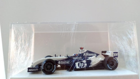 1/43 Williams Fw26 2004 Minichamps Bico De Tubarão Rara