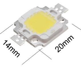Kit 12 Chips 10w 9 A 12 V 6ar + 6uv + Resistor + Ct