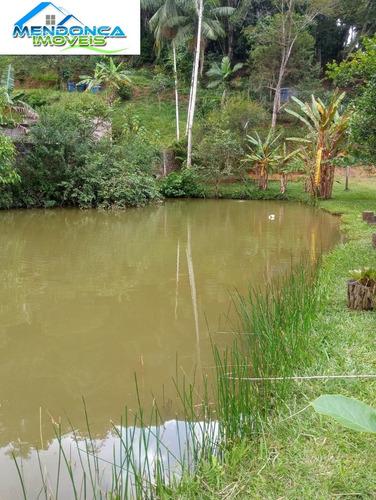 Chácara Com Lago Em Miracatu Sp..