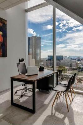 Renta De Oficina $8,640 Mensual En Chapultepec Amuebladas