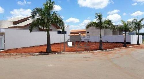 Terreno À Venda, 356 M² Por R$ 266.000,00 - Terras De Santa Bárbara - Santa Bárbara D'oeste/sp - Te2758