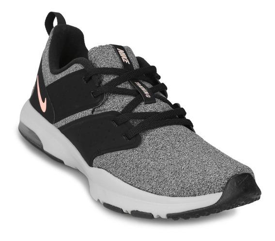 Zapatillas Nike Air Bella - Gris Y Negro