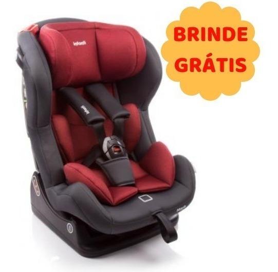 Cadeirinha Carro Bebê Reclinável Maya Infanti 0 A 25 Kg Ruby