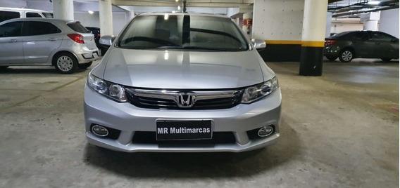 Honda Civic 2.0 Exr 16v 2014