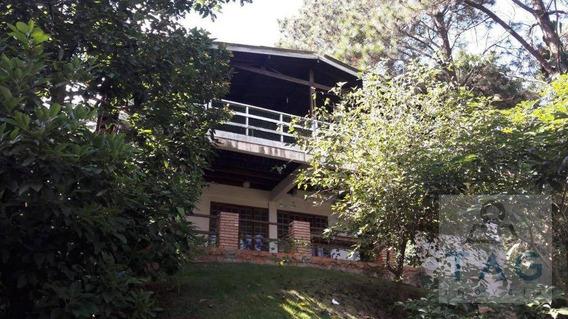 Casa À Venda Com 1000 Metros Quadrados No Condomínio Alpes Da Cantareira Em Mairiporã - Sp. - Ca0373