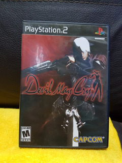 Devil May Cry Ps2 (playstation 2) 5th Anniversary Collection