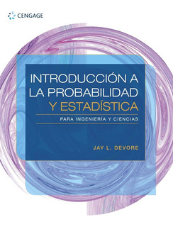 Introducción A La Probabilidad Y Estadística Devore Cengage