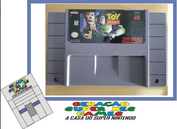 Toy Story Original Super Nintendo Snes