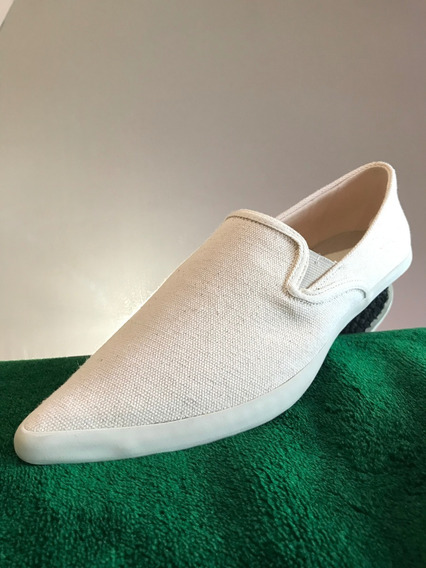 Tênis Osklen Feminino Vidigal Slip On Lona Original