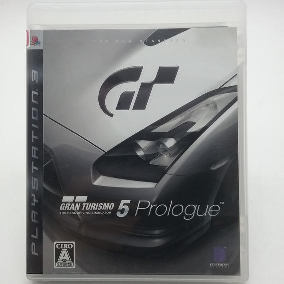 Gran Turismo 5 Prologue Ps3 Mídia Física Original Perfeito
