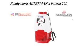 Fumigadora A Bateria Alterman - Agroindustria