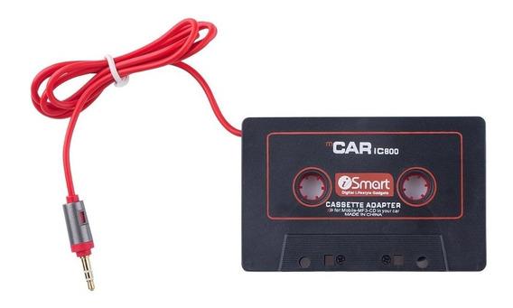 Adaptador Fita Cassete Para Mobile, Mp3