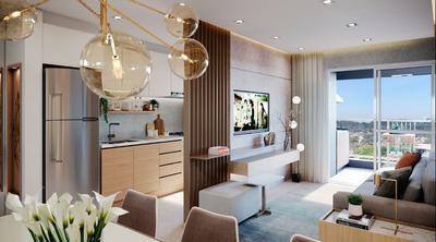 Apartamento Com 2 Dorms, Brooklin, São Paulo - R$ 658 Mil, Cod: 931 - V931