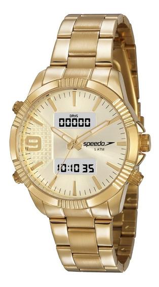 Relógio De Pulso Speedo Unisex Cód. 15014lpeve1