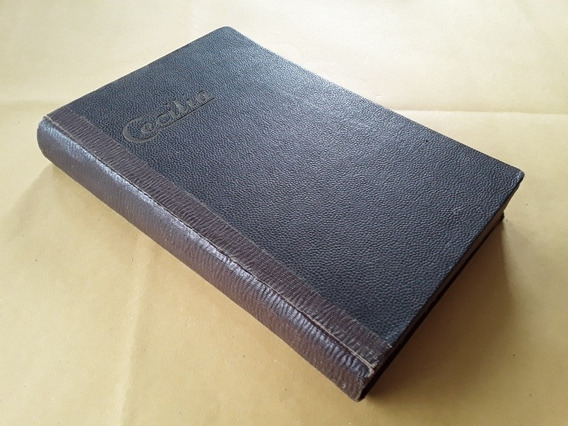 Livro Raro Antigo Cecília Manual De Cânticos Sacros 1939