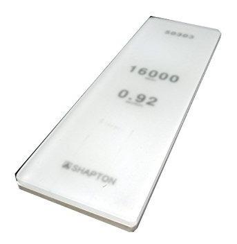 Shapton De Piedra De Cristal De 5 Mm 16000 Grit