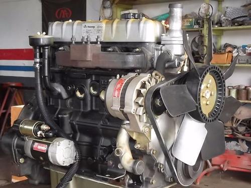 Motor Nuevo De Pala Michigan R45c - Otras Marcas