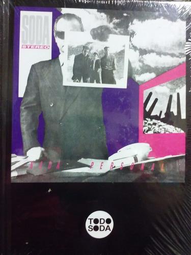 Soda Stereo - Nada Personal - Cd Coleccion La Nacion