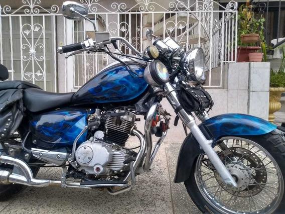 Vendo Moto Renegade Um Limited 200cc