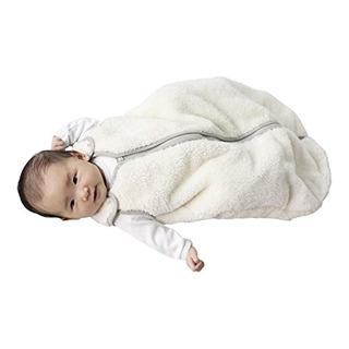 Saco De Dormir Baby Marfil Mediano 6-18 Meses