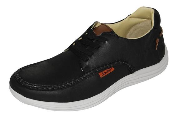 Sapato Masculino Sândalo Confort Toronto