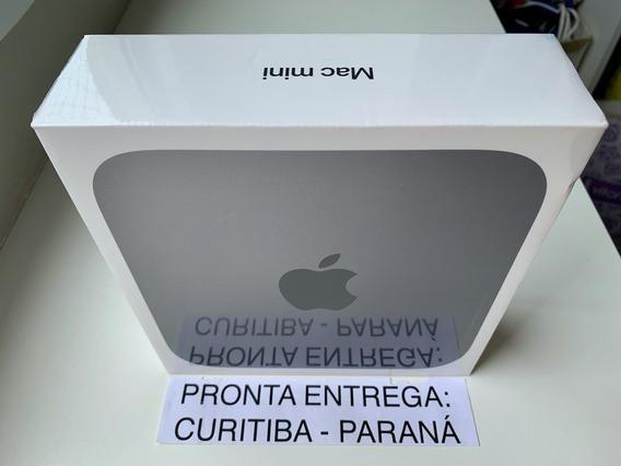 Apple Mac Mini Space Gray 2018 (i3/8gb/128ssd/intel Uhd 630)