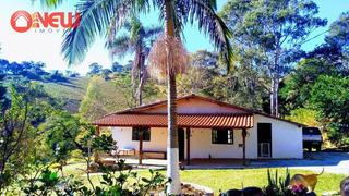 Chácara Com 2 Dormitórios À Venda, 9300 M² Por R$ 290.000,00 - Centro - Munhoz/mg - Ch0004