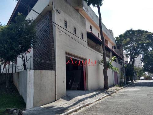 Galpão À Venda, 700 M² Por R$ 1.700.000 - Utinga - Santo André/sp - Ga0083