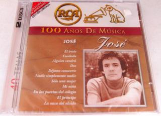 Jose Jose - 100 Años De Musica Nuevo Cerrado