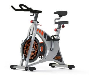 Bicicleta Fija Spinning Athletic 2600bs Disco 20kg