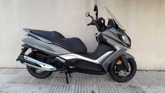 Kymco Downtown 350 Abs 300 Entrega Inmediata En Brm !!!