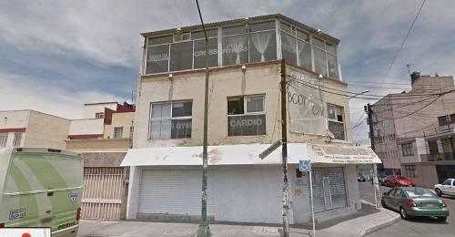 Oportunidad De Inversion Remate Hipotecario Edificio Y Local Adjudicado Coyoacan