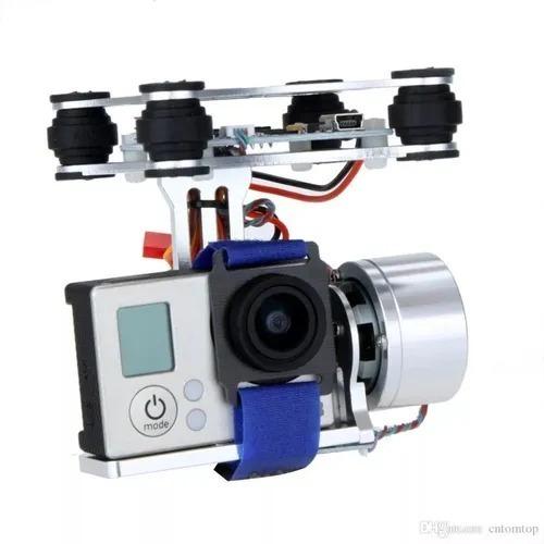 Gimbal Drone Dji Phantom Gopro Estabilizador De Ima 2 Axis