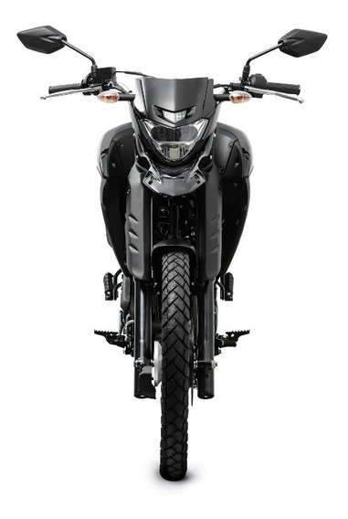 Yamaha Xtz Lander 250 Abs 0 Km 2020 2021 Preto