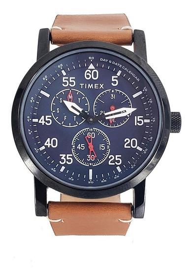 Timex Hombre Colección Internacional India Tweg16603e Reloj