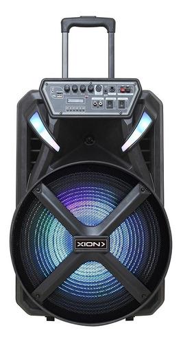 Parlante Xion Activo 15  Bluetooth 6000watts Pmpo Nnet