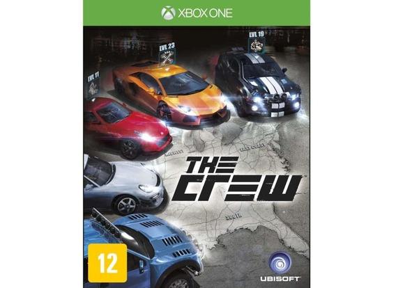 Xbox One The Crew - Mídia Física