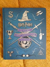 O Livro Dos Artefatos Mágicos De Harry Potter
