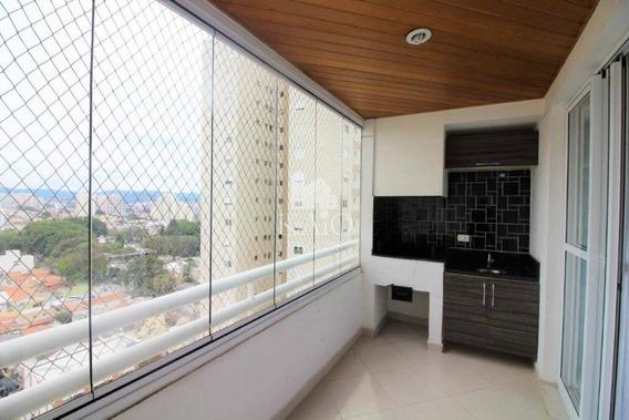 Apartamento Condomínio Massimo 114m², Varanda Gourmet 3 Vgs