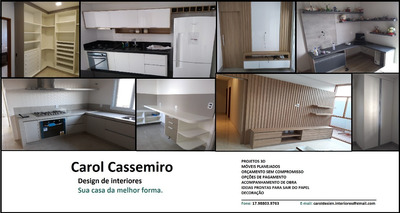 Design Interiores E Móveis Planejados São José Do Rio Preto