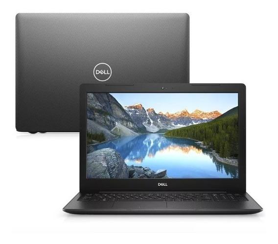 Notebook Dell Inspiron I5 8gb 256 Ssd Ubuntu Monitor 15 Fhd