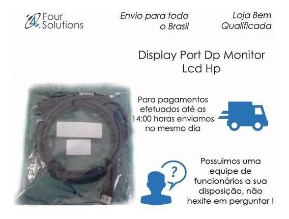 Display Port Dp Monitor Lcd Hp