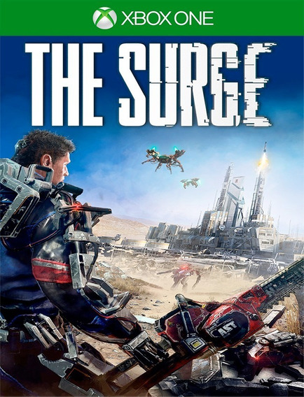 The Surge Xbox One - 25 Dígitos (envio Flash)