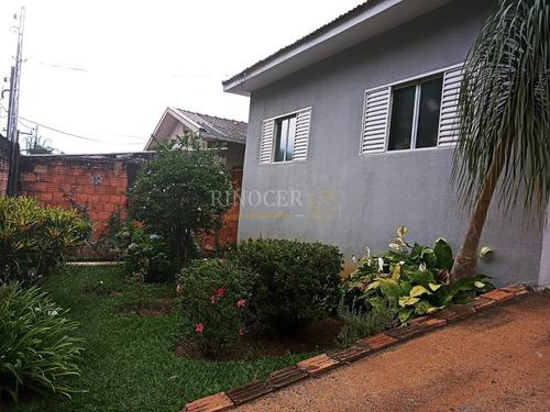 Imagem 1 de 23 de Casa Padrão Em Franca - Sp - Ca0216_rncr