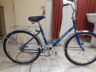 Bicicleta Aurorita Plegable Antigua