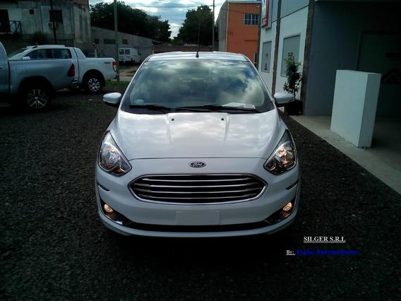 Nuevo Ford Ka Sel 4 Puertas Automático Con Permuta Y Financi