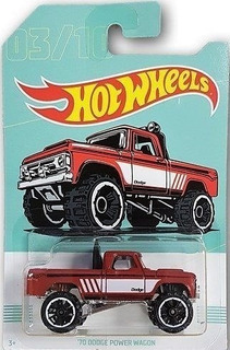 Hot Wheels Dodge Power Wagon 1970