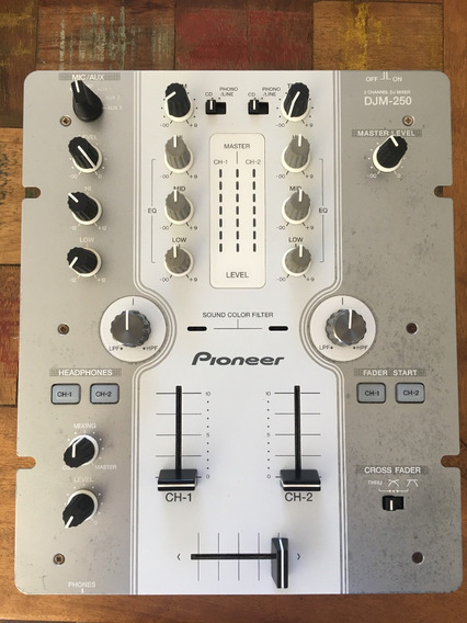 Mixer Pioneer Djm-250 Mk1