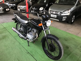 Honda - Cg 125 Fan 2008