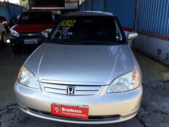 Honda Civic Lx 1.7 Complet